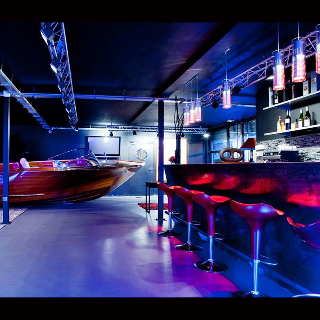 Atelier du france 75015 archi5design - L atelier du france port de grenelle 75015 paris ...